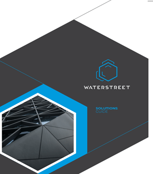 The WaterStreet P&C insurance suite of solutions and services